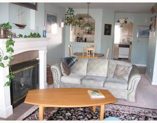 """Photo 3: 403 4955 RIVER Road in Ladner: Neilsen Grove Condo for sale in """"SHOREWALK"""" : MLS®# V750930"""