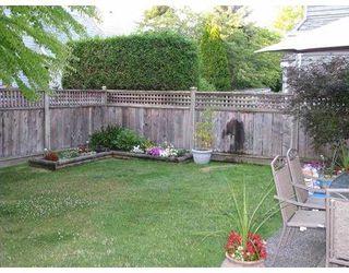 "Photo 10: 32 9651 DAYTON Avenue in Richmond: Garden City Townhouse for sale in ""THE ESTATES"" : MLS®# V779363"