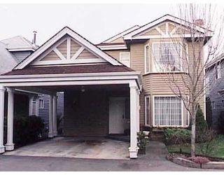 "Photo 1: 32 9651 DAYTON Avenue in Richmond: Garden City Townhouse for sale in ""THE ESTATES"" : MLS®# V779363"