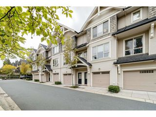 Main Photo: 100 1369 PURCELL Drive in Coquitlam: Westwood Plateau Townhouse for sale : MLS®# R2408535