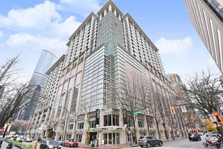 """Main Photo: 2104 938 SMITHE Street in Vancouver: Downtown VW Condo for sale in """"ELECTRIC AVENUE"""" (Vancouver West)  : MLS®# R2419910"""
