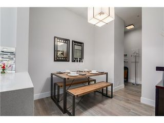Photo 7: 101 2228 MARSTRAND Ave in Vancouver West: Home for sale : MLS®# V1085238