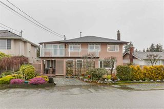"Photo 1: 363 CENTENNIAL Parkway in Delta: Boundary Beach House for sale in ""BOUNDARY BAY"" (Tsawwassen)  : MLS®# R2441894"