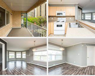 Photo 1: 506 9938 104 Street in Edmonton: Zone 12 Condo for sale : MLS®# E4192502