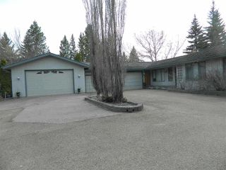 Photo 1: 8 View Drive: Rural Sturgeon County House for sale : MLS®# E4197171