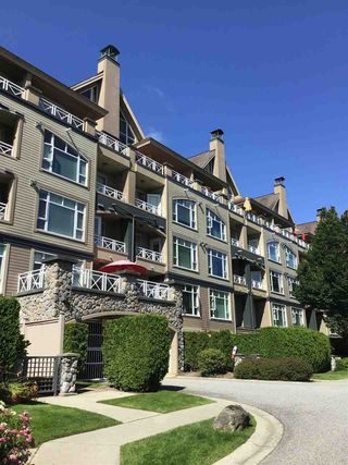 """Photo 2: 414 3600 WINDCREST Drive in North Vancouver: Roche Point Condo for sale in """"Windsong"""" : MLS®# R2477168"""
