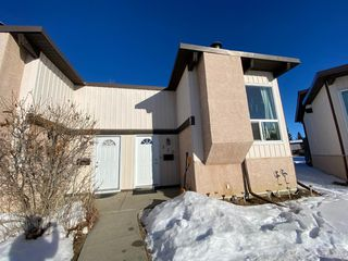Main Photo: 110 Oaktree Close SW in Calgary: Oakridge Semi Detached for sale : MLS®# A1058838