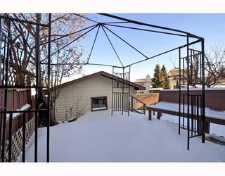 Photo 11: 36 CEDARDALE Mews SW in CALGARY: Cedarbrae Residential Detached Single Family for sale (Calgary)  : MLS®# C3404111