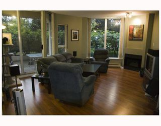 "Photo 2: 103 71 JAMIESON Court in New Westminster: Fraserview NW Condo for sale in ""PALACE QUAY"" : MLS®# V803020"