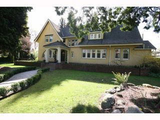 Photo 1: 1504 BALFOUR Avenue in Vancouver: Shaughnessy House for sale (Vancouver West)  : MLS®# V816813