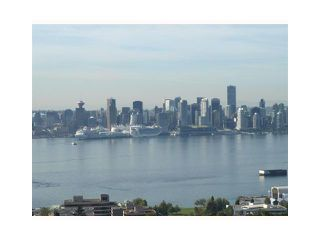 """Photo 1: 1803 1320 CHESTERFIELD Avenue in North Vancouver: Central Lonsdale Condo for sale in """"Vista Place"""" : MLS®# V836477"""