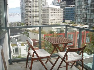 """Photo 7: 805 1238 MELVILLE Street in Vancouver: Coal Harbour Condo for sale in """"POINTE CLAIRE"""" (Vancouver West)  : MLS®# V850461"""