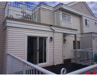 """Photo 1: 172 10077 156TH ST in Surrey: Guildford Townhouse for sale in """"GUILDFORD PARK"""" (North Surrey)  : MLS®# F2616107"""