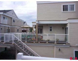 """Photo 8: 172 10077 156TH ST in Surrey: Guildford Townhouse for sale in """"GUILDFORD PARK"""" (North Surrey)  : MLS®# F2616107"""
