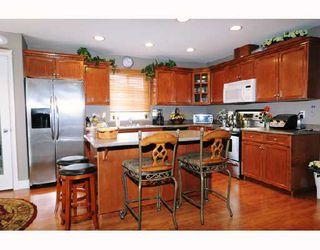 "Photo 3: 10516 SLATFORD Street in Maple_Ridge: Albion House for sale in ""KANAKA RIDGE"" (Maple Ridge)  : MLS®# V732637"