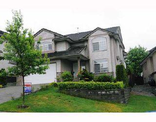 "Photo 1: 10516 SLATFORD Street in Maple_Ridge: Albion House for sale in ""KANAKA RIDGE"" (Maple Ridge)  : MLS®# V732637"