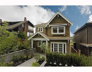 Main Photo: 4571 W 3RD Avenue in Vancouver: Point Grey House for sale (Vancouver West)  : MLS®# V733330