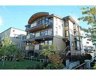 "Photo 1: 2432 W 4TH Ave in Vancouver: Kitsilano Condo for sale in ""PARIZ"" (Vancouver West)  : MLS®# V625294"