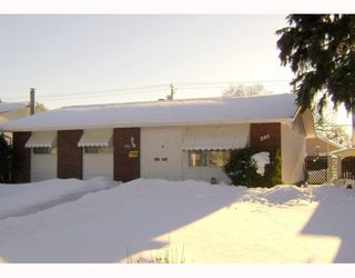 Photo 1: 286 SOUTHALL Drive in WINNIPEG: West Kildonan / Garden City Residential for sale (North West Winnipeg)  : MLS®# 2901391