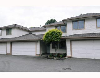 "Photo 1: 2 22280 124TH Avenue in Maple_Ridge: West Central Townhouse for sale in ""HILLSIDE TERRACE"" (Maple Ridge)  : MLS®# V768263"