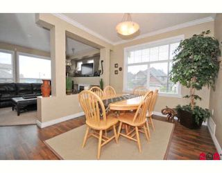 """Photo 4: 16408 60TH Avenue in Surrey: Cloverdale BC House for sale in """"BIRDSONGS"""" (Cloverdale)  : MLS®# F2915229"""