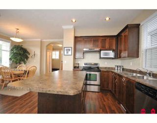 """Photo 2: 16408 60TH Avenue in Surrey: Cloverdale BC House for sale in """"BIRDSONGS"""" (Cloverdale)  : MLS®# F2915229"""