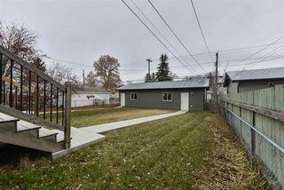 Photo 27: 12207 103 Street in Edmonton: Zone 08 House Half Duplex for sale : MLS®# E4179047