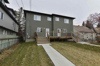 Photo 28: 12207 103 Street in Edmonton: Zone 08 House Half Duplex for sale : MLS®# E4179047