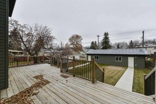 Photo 26: 12207 103 Street in Edmonton: Zone 08 House Half Duplex for sale : MLS®# E4179047