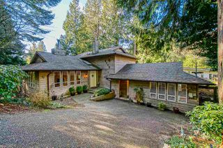 Photo 1: 6780 MARINE Drive in West Vancouver: Whytecliff House for sale : MLS®# R2454664