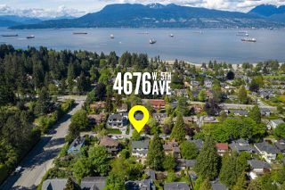 Photo 2: 4676 W 5TH Avenue in Vancouver: Point Grey House for sale (Vancouver West)  : MLS®# R2457835