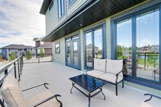 Photo 36: 3752 KIDD Crescent in Edmonton: Zone 56 House for sale : MLS®# E4207479