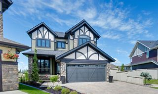 Photo 1: 3752 KIDD Crescent in Edmonton: Zone 56 House for sale : MLS®# E4207479