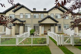 Photo 1: 118 465 HEMINGWAY Road in Edmonton: Zone 58 Townhouse for sale : MLS®# E4207618