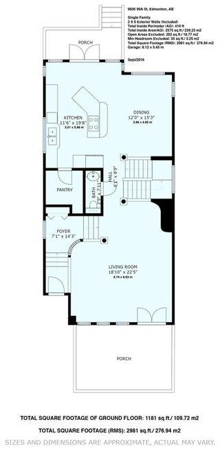 Photo 47: 9606 99A Street in Edmonton: Zone 15 House for sale : MLS®# E4207976