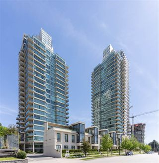 Photo 1: 307 2200 DOUGLAS ROAD in Burnaby: Brentwood Park Condo for sale (Burnaby North)  : MLS®# R2487524