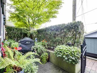"Photo 19: 2774 ALMA Street in Vancouver: Kitsilano Townhouse for sale in ""Twenty On The Park"" (Vancouver West)  : MLS®# R2501470"