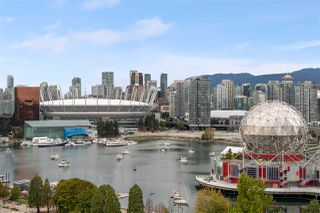 Photo 1: 1705 110 SWITCHMEN STREET in Vancouver: Mount Pleasant VE Condo for sale (Vancouver East)  : MLS®# R2504056