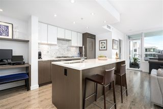 Photo 3: 1705 110 SWITCHMEN STREET in Vancouver: Mount Pleasant VE Condo for sale (Vancouver East)  : MLS®# R2504056