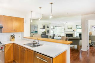 "Photo 1: 309 2181 W 12TH Avenue in Vancouver: Kitsilano Condo for sale in ""Carlings"" (Vancouver West)  : MLS®# R2517965"