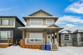 Main Photo: 282 Kloppenburg Way in Saskatoon: Evergreen Residential for sale : MLS®# SK839314