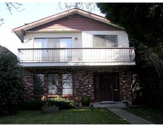 Photo 1: 5706 LANCASTER Street in Vancouver: Killarney VE House for sale (Vancouver East)  : MLS®# V810735
