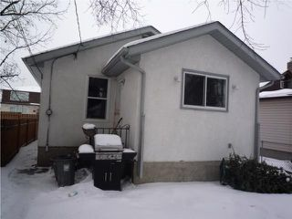 Photo 16: 35 Morier Avenue in WINNIPEG: St Vital Residential for sale (South East Winnipeg)  : MLS®# 1002412