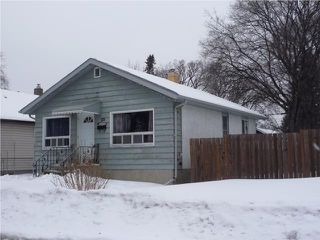 Photo 1: 35 Morier Avenue in WINNIPEG: St Vital Residential for sale (South East Winnipeg)  : MLS®# 1002412