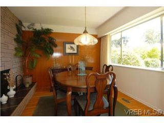 Photo 5: 2547 Chelsea Pl in VICTORIA: SE Cadboro Bay House for sale (Saanich East)  : MLS®# 539432