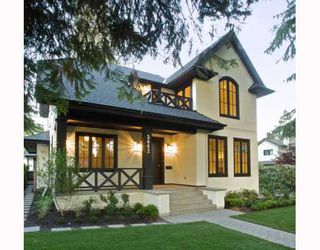Photo 1: 5662 ELM Street in Vancouver: Kerrisdale House for sale (Vancouver West)  : MLS®# V773638