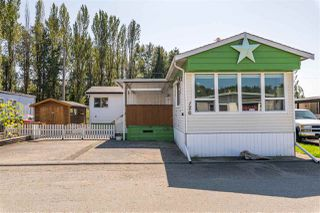 """Main Photo: 126 201 CAYER Street in Coquitlam: Maillardville Manufactured Home for sale in """"WILDWOOD PARK"""" : MLS®# R2396274"""