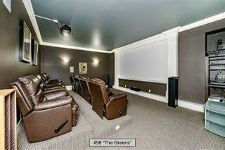 """Photo 20: 58 350 174 Street in Surrey: Pacific Douglas Townhouse for sale in """"The Greens"""" (South Surrey White Rock)  : MLS®# R2399792"""