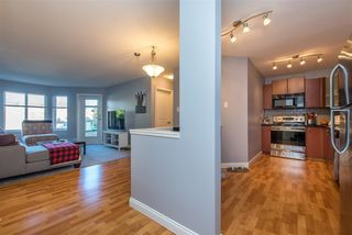 "Photo 4: 303 3063 IMMEL Street in Abbotsford: Central Abbotsford Condo for sale in ""Clayburn Ridge"" : MLS®# R2421613"