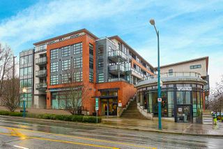 """Photo 1: 515 95 MOODY Street in Port Moody: Port Moody Centre Condo for sale in """"THE STATION"""" : MLS®# R2427593"""